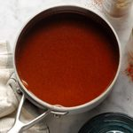 Ash's Sweet and Spicy Enchilada Sauce