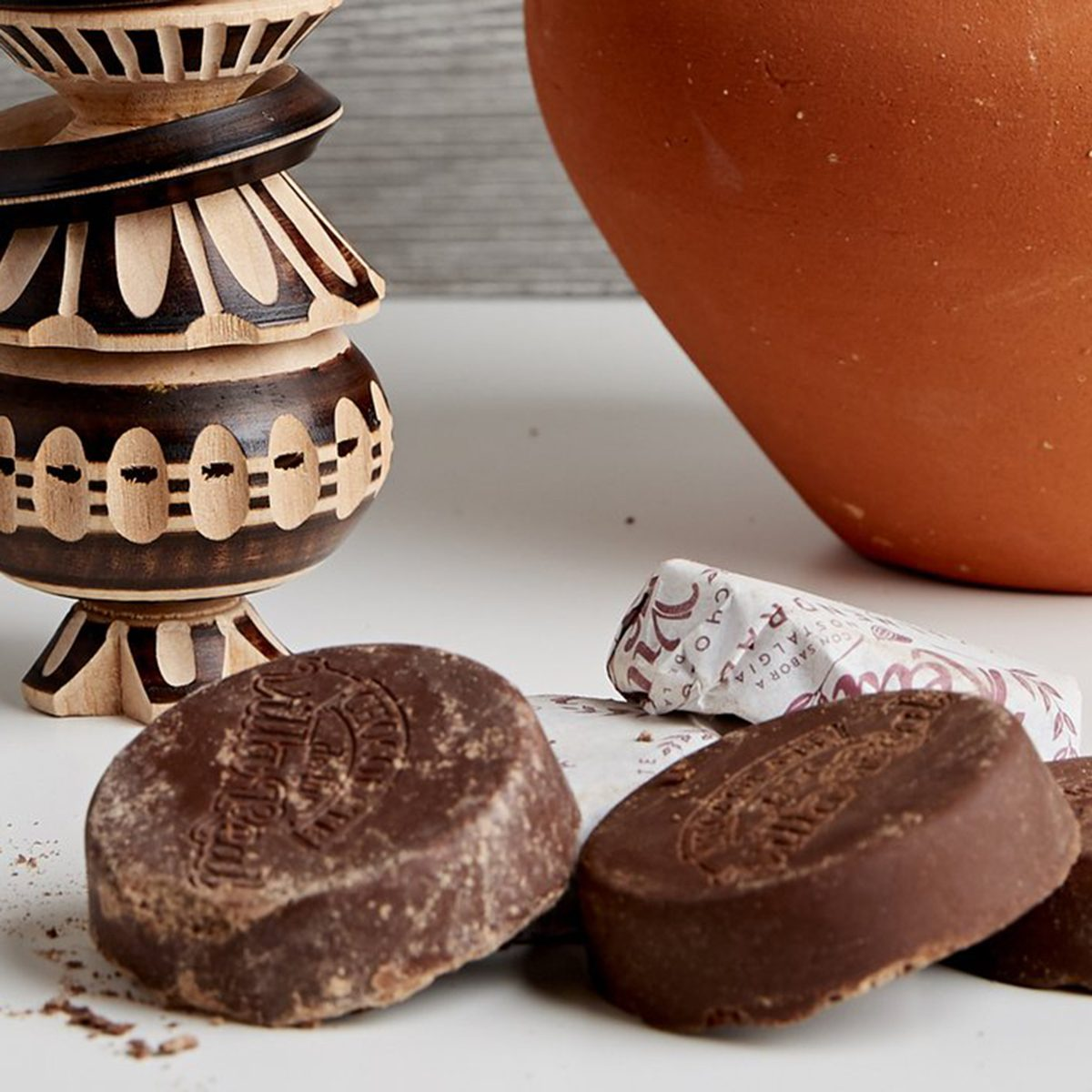Authentic Mexican Hot Chocolate Gift Set