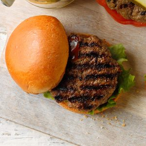 Easy Hamburgers
