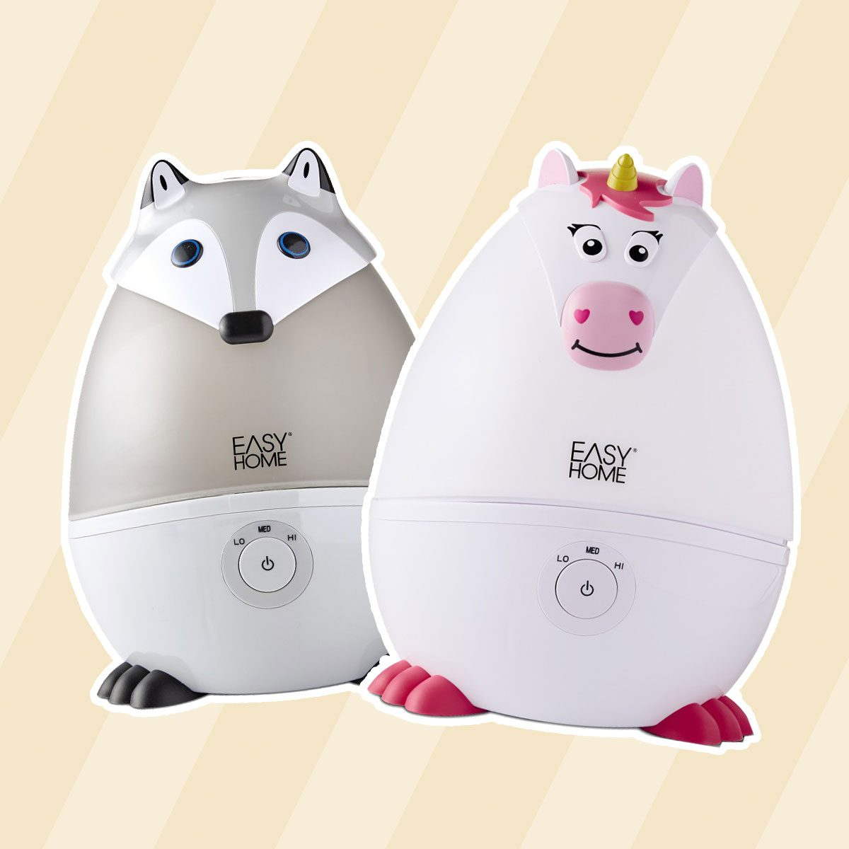 Fox and Unicorn Humidifiers
