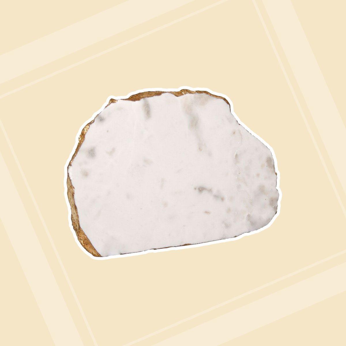 Irregular Marble Platter