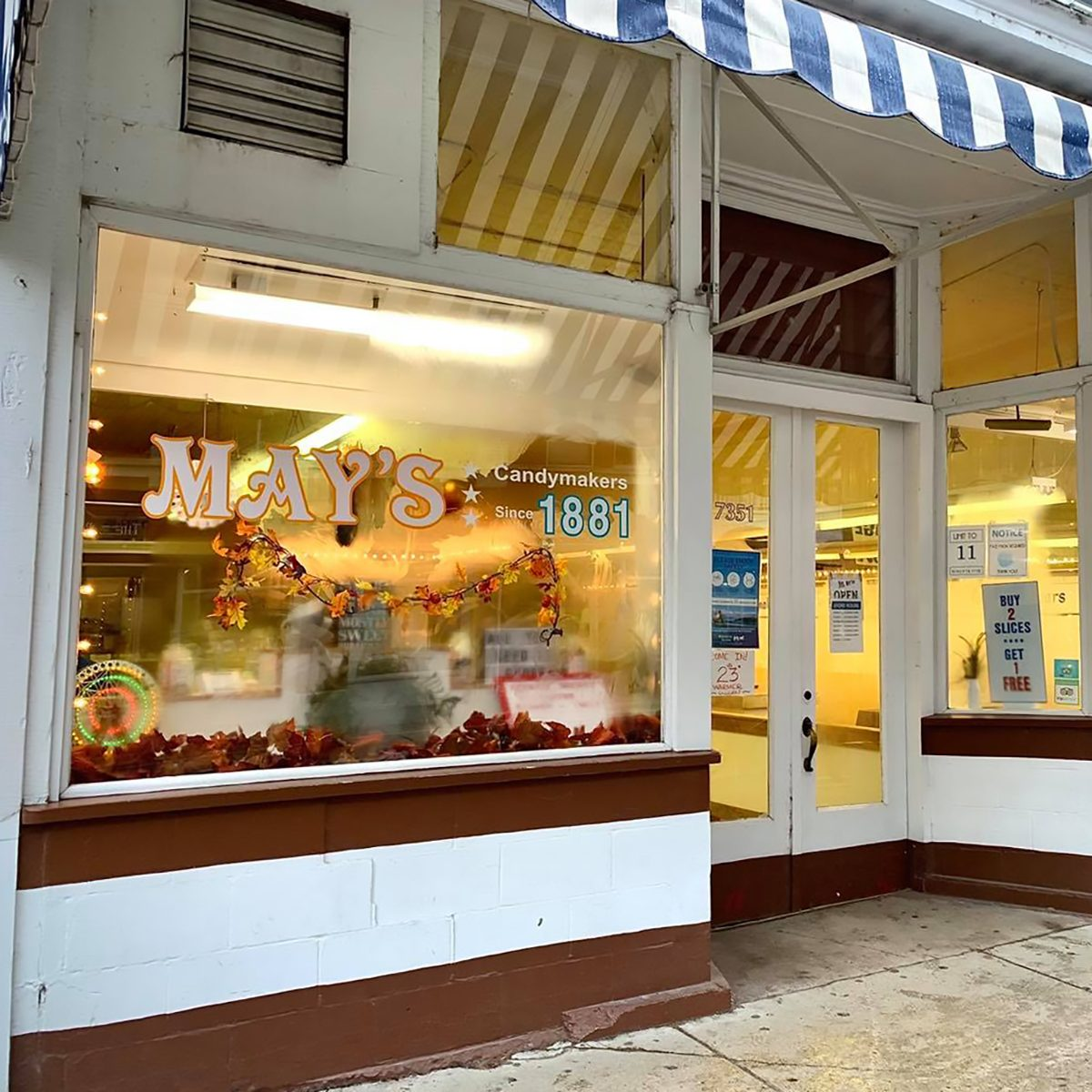 The Best Fudge Shop in Michigan - May's Candy Shop