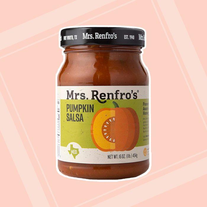Mrs. Renfros Pumpkin Salsa Gluten Free