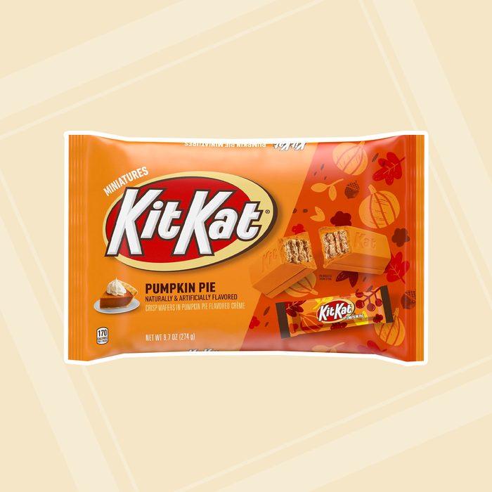 Pumpkin Pie Kit Kats