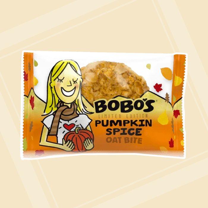 Pumpkin Spice Oat Bites