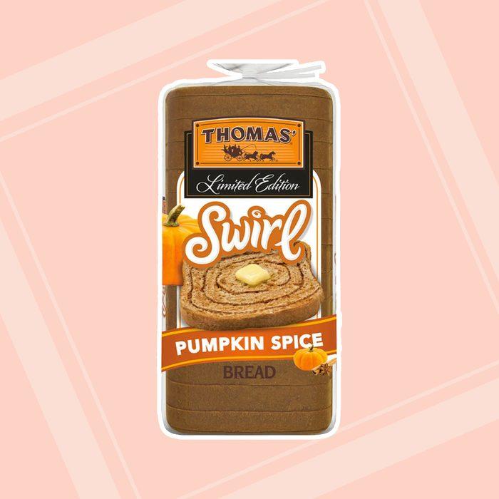 Pumpkin Spice Swirl Bread 2