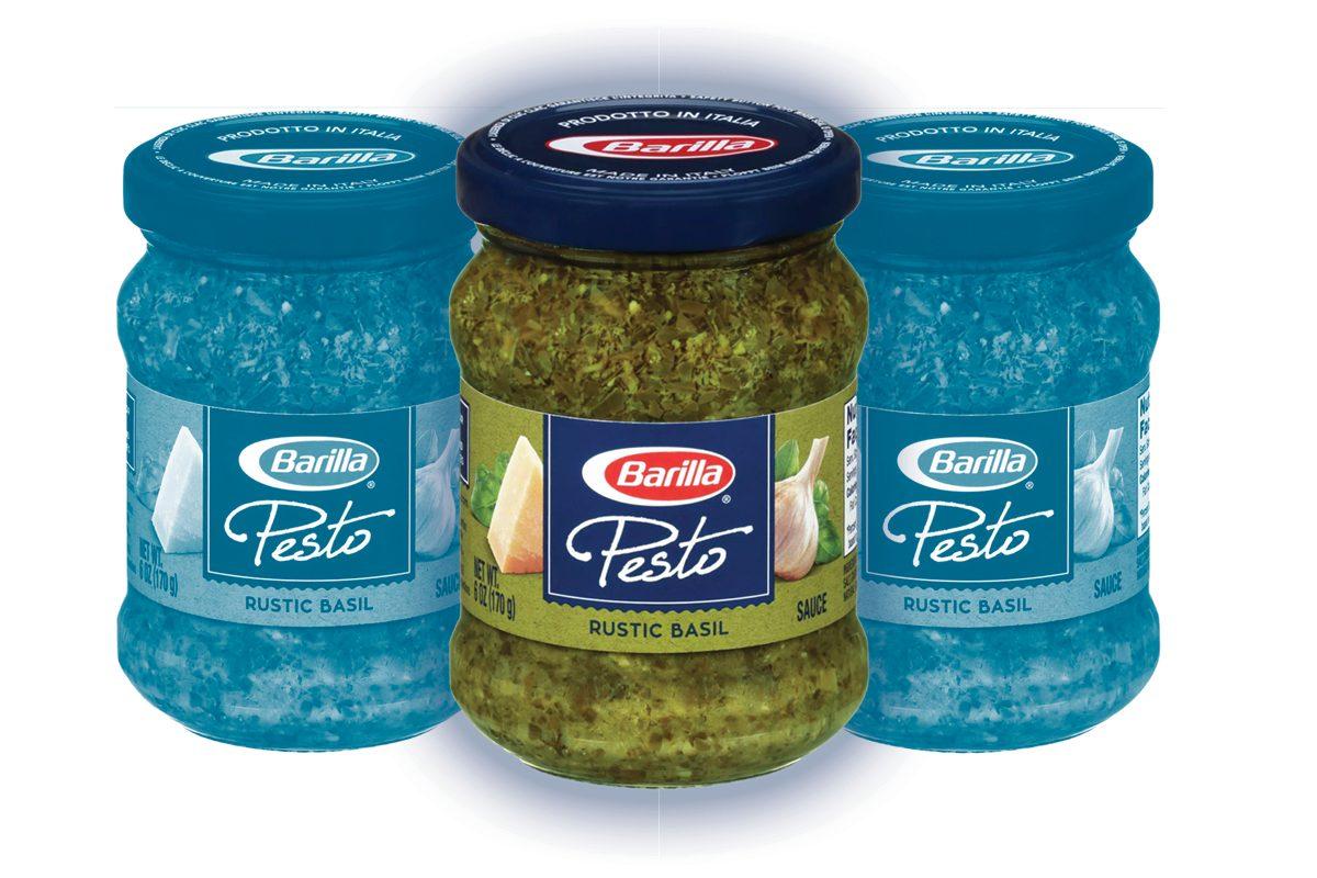 Barilla Rustic Basil Pesto Sauce 6.3 oz