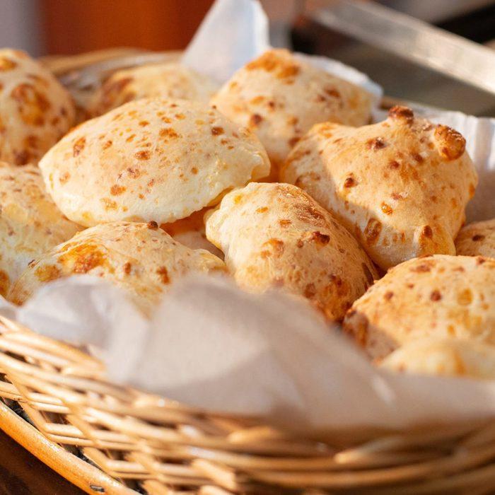 Breakfast - Cheese bread