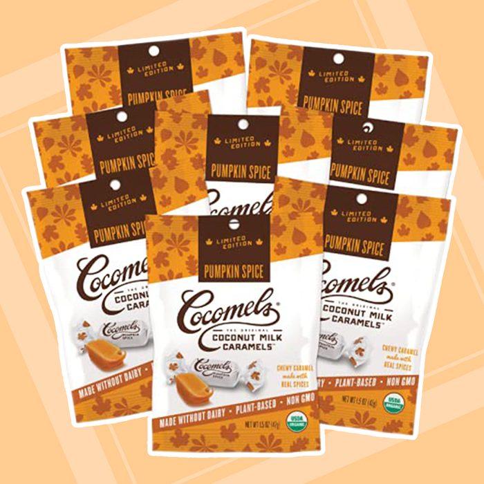 Cocomels Pumpkin Spice Caramels