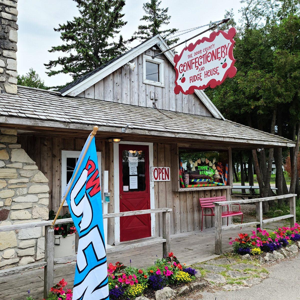 The Best Fudge Shop in Wisconsin - Door County Confectionery
