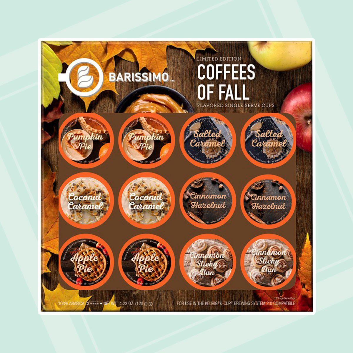 Aldi Barissimo Coffees of Fall