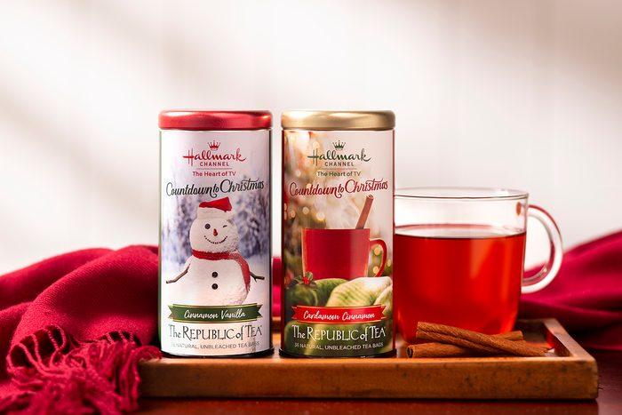 Hallmark Countdown to Christmas 2020 Holiday Teas