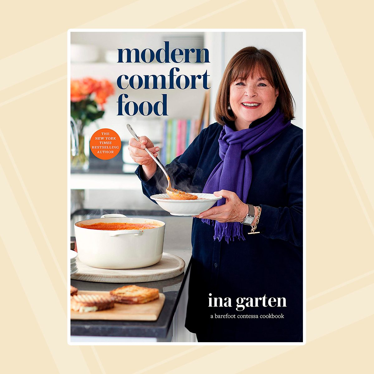 Modern Comfort Food: A Barefoot Contessa Cookbook Hardcover – Illustrated, October 6, 2020