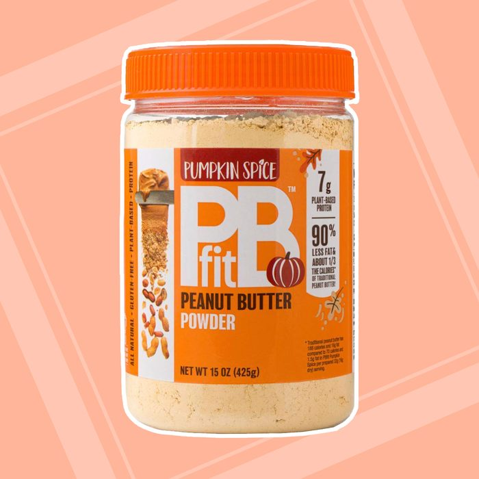Pb Fit Pumpkin Spice Peanut Butter Powder