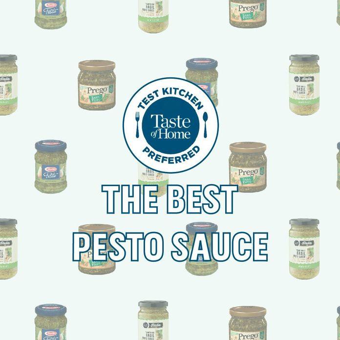 Test Kitchen Preferred The Best Pesto sauce