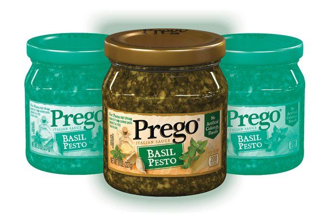 Prego Basil Pesto Sauce - 8 oz