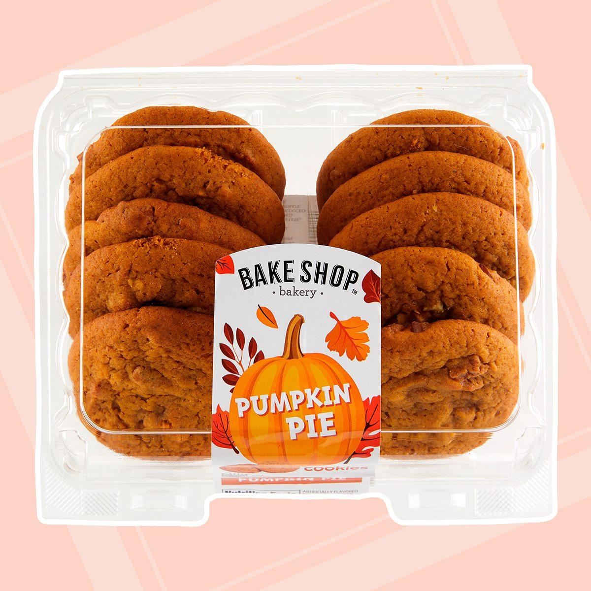 Aldi Bakeshop Pumpkin Pie Cookies