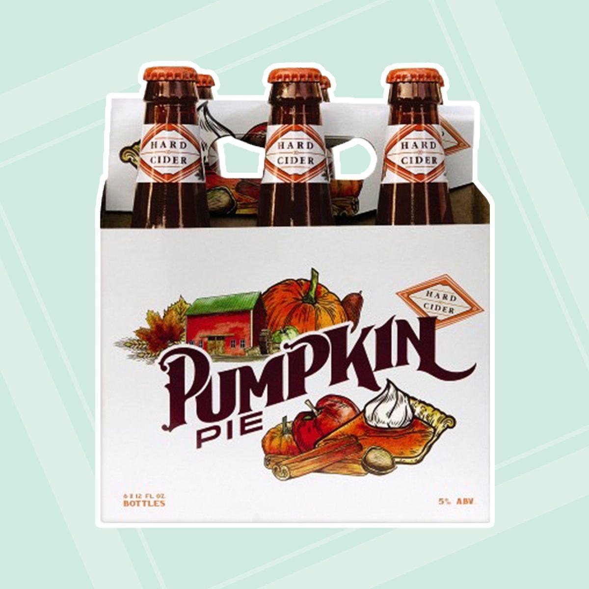 Aldi State of Brewing Pumpkin Pie Cider