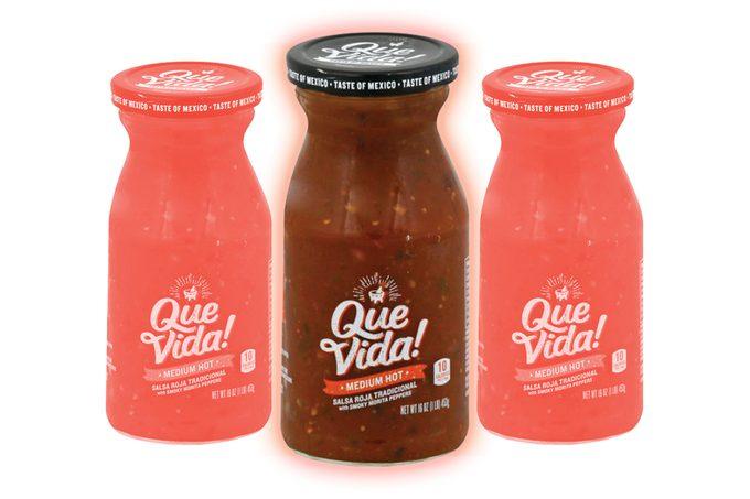 Que Vida Salsa Roja, Tradicional, Medium Hot