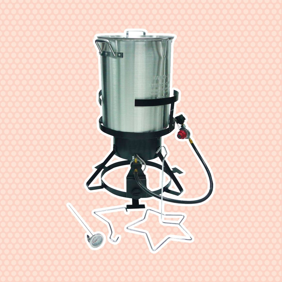 30 Qt. Turkey Fryer Package