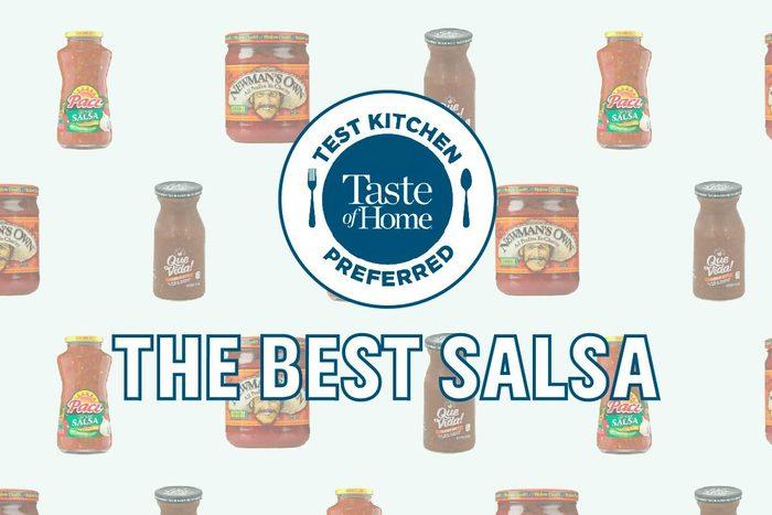 Test Kitchen Preferred The Best Salsa crop