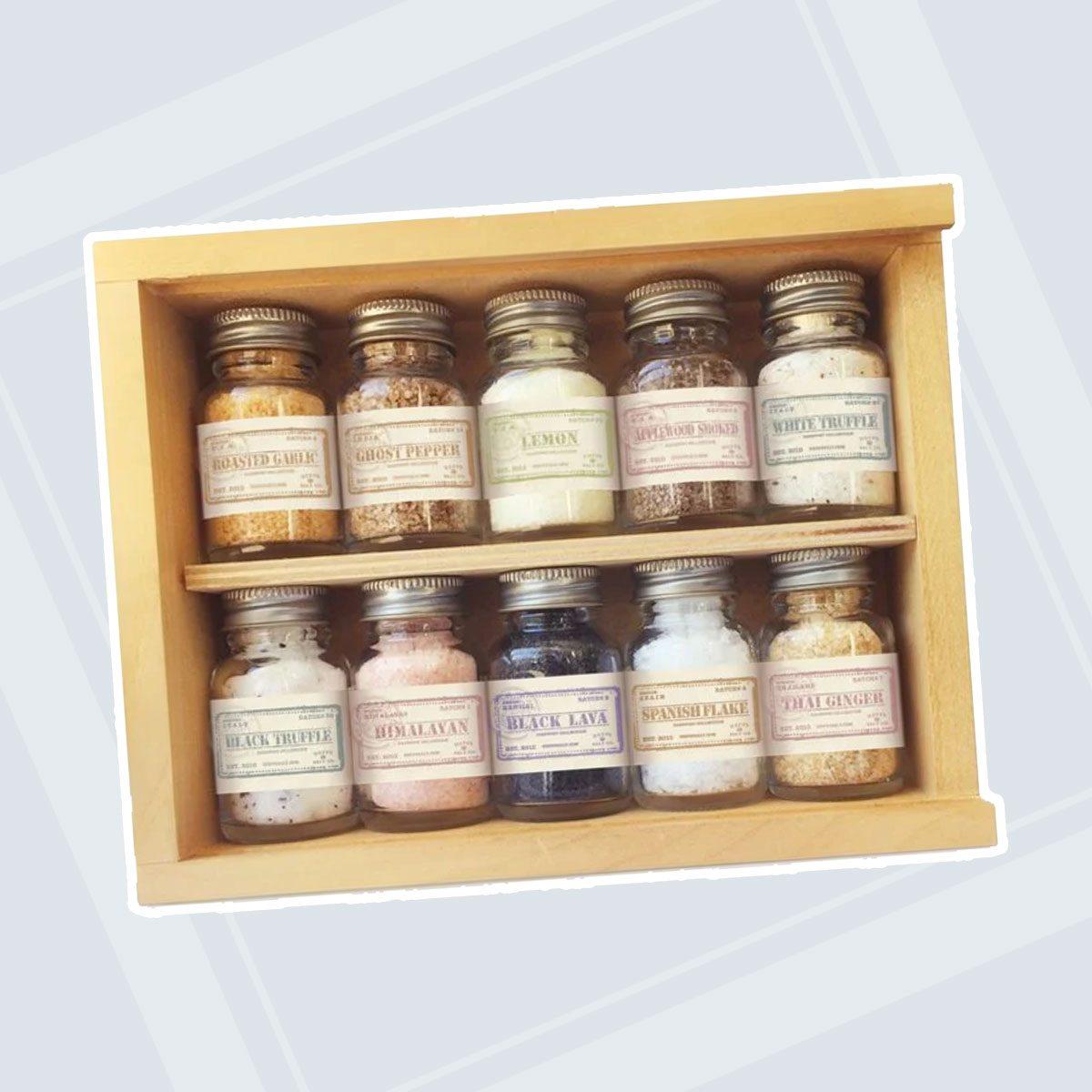 Salt Sampler Collection