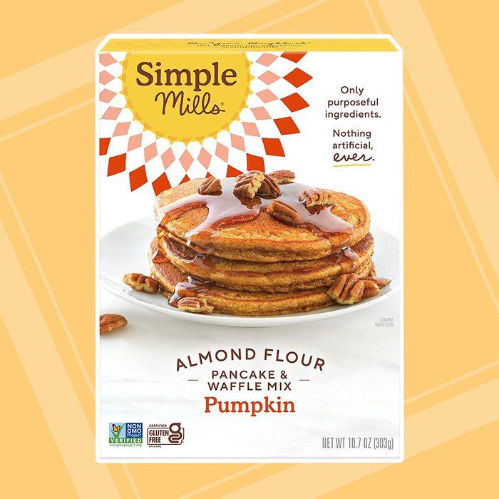 Simple Mills Pumpkin Pancake And Waffle Mix