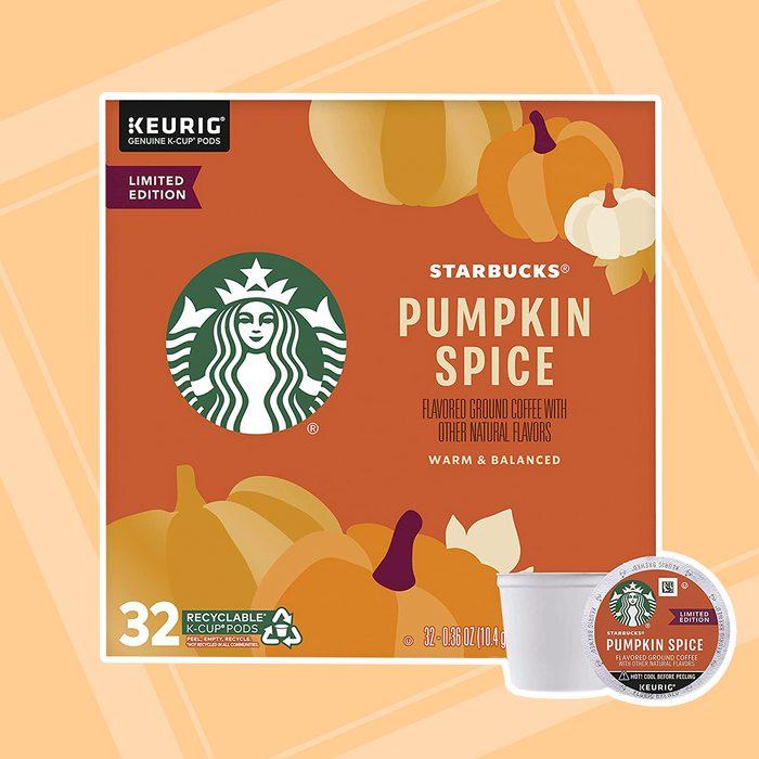 Starbucks Pumpkin Spice Keurig Cups