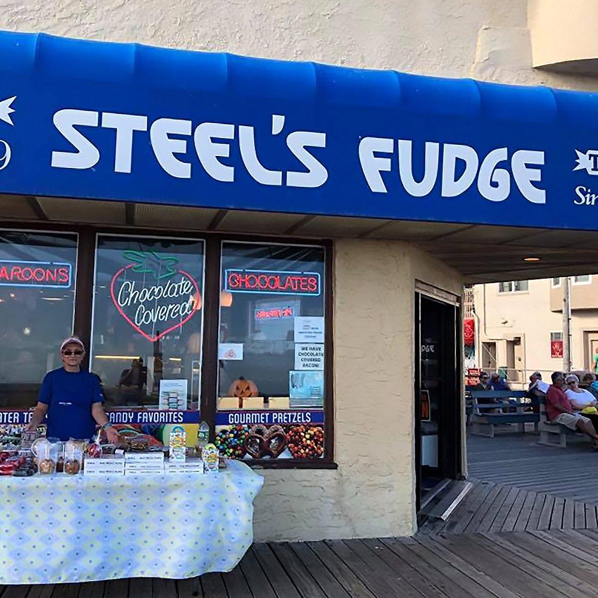The Best Fudge Shop in New Jersey - Steel's Fudge