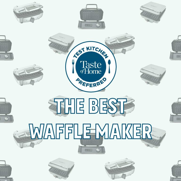 Test Kitchen Preferred The Best Waffle Maker