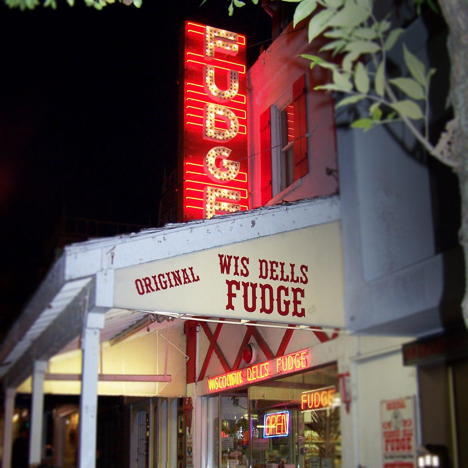The Best Fudge Shop in Wisconsin - Original Wisconsin Dells Fudge
