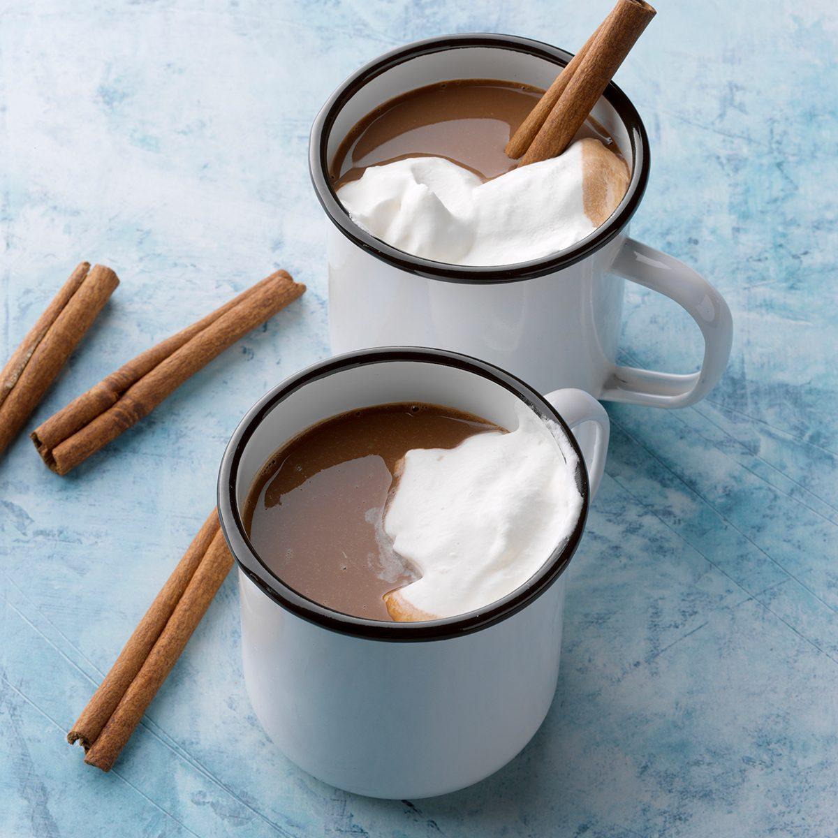 Chai haute chocolate