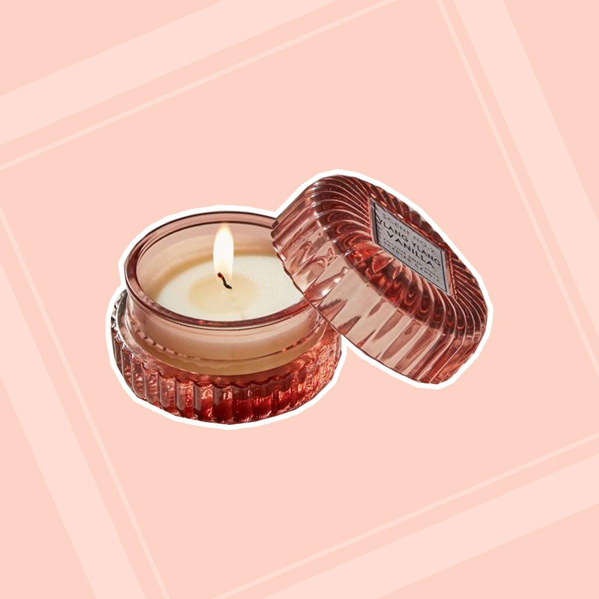 Chloe Mini Glass 2.4 oz Candle