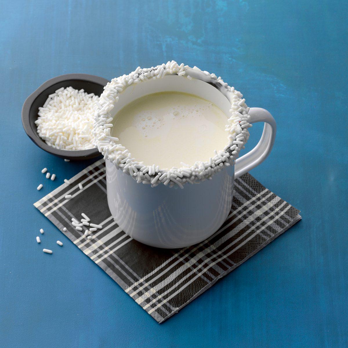 Creamy White haute chocolate
