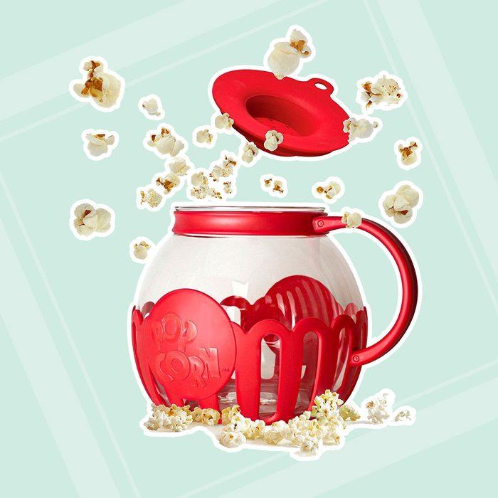 Ecolution Micro-Pop Microwave Popcorn Popper