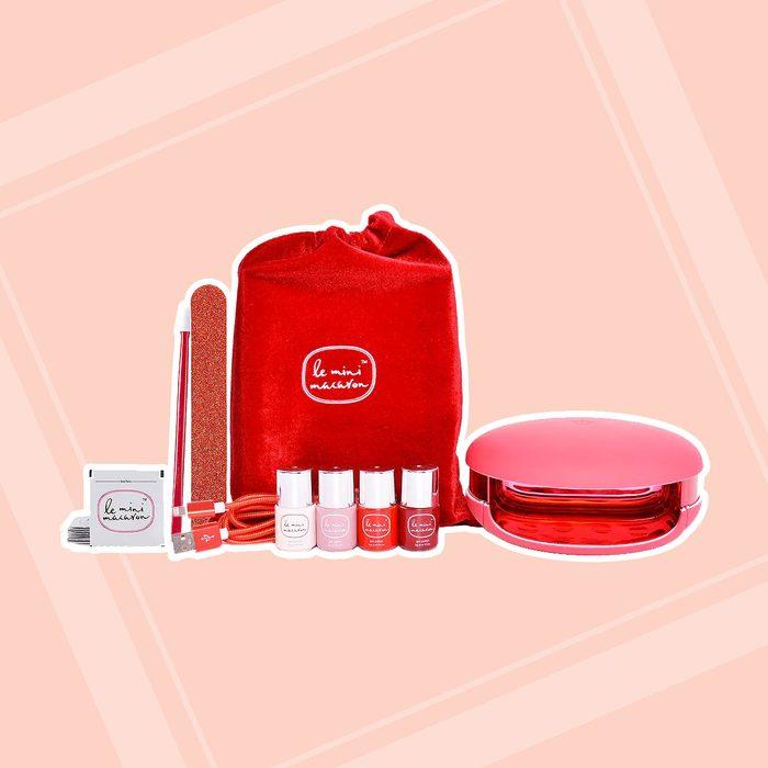 Le Mini Macaron Deluxe Gel Manicure Set
