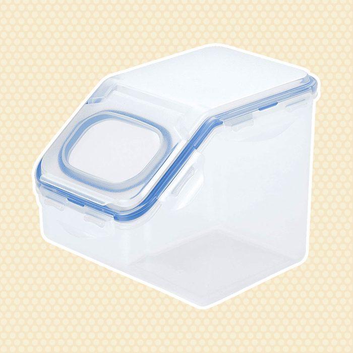 Lock & Lock Flip-Top Pantry Storage Container