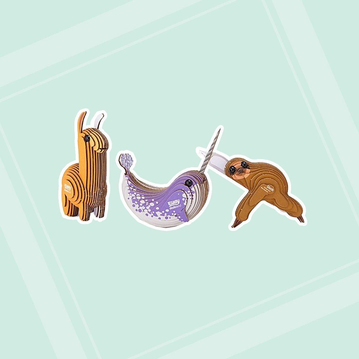 Mini Creature 3D Kits