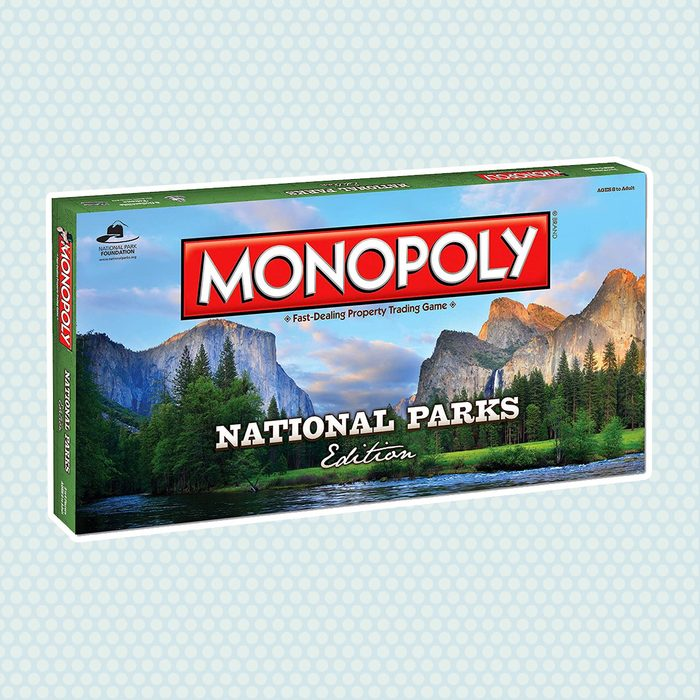 Monopoly National Parks Edition Board Game