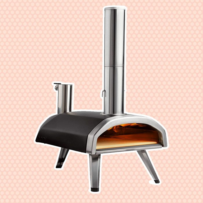 Ooni Fyra 12 Wood Fired Outdoor Pizza Oven – Portable Hard Wood Pellet Pizza Oven – Ideal for Any Outdoor Kitchen