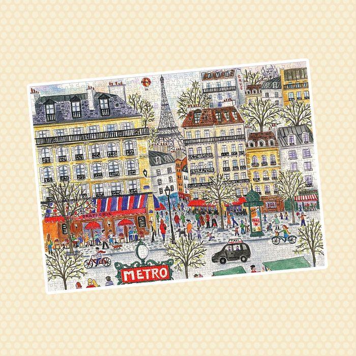 Paris by Michael Storrings 1000 Piece Jigsaw Puzzle