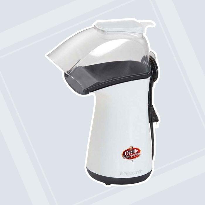 Presto White 18 Air Popcorn Machine