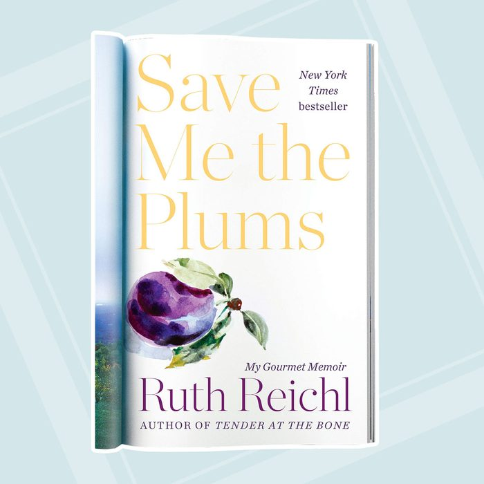 Save Me the Plums: My Gourmet Memoir