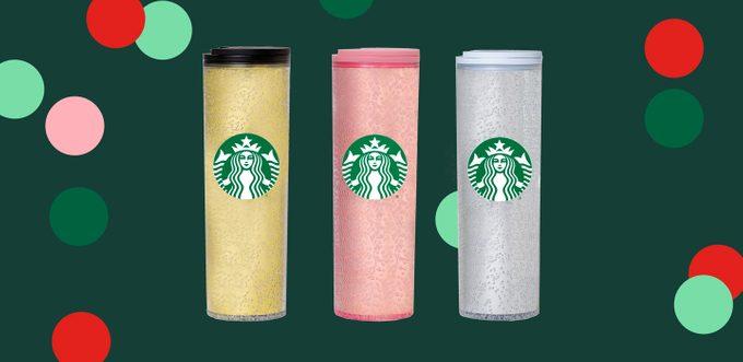 Starbucks Bubble Tumblers