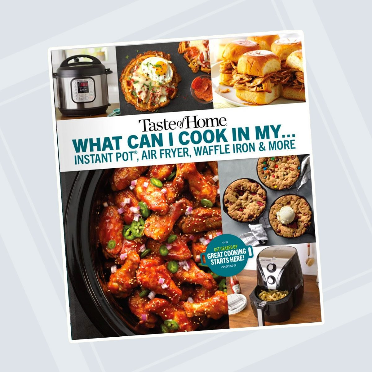 What Can I Cook in My… Cookbook