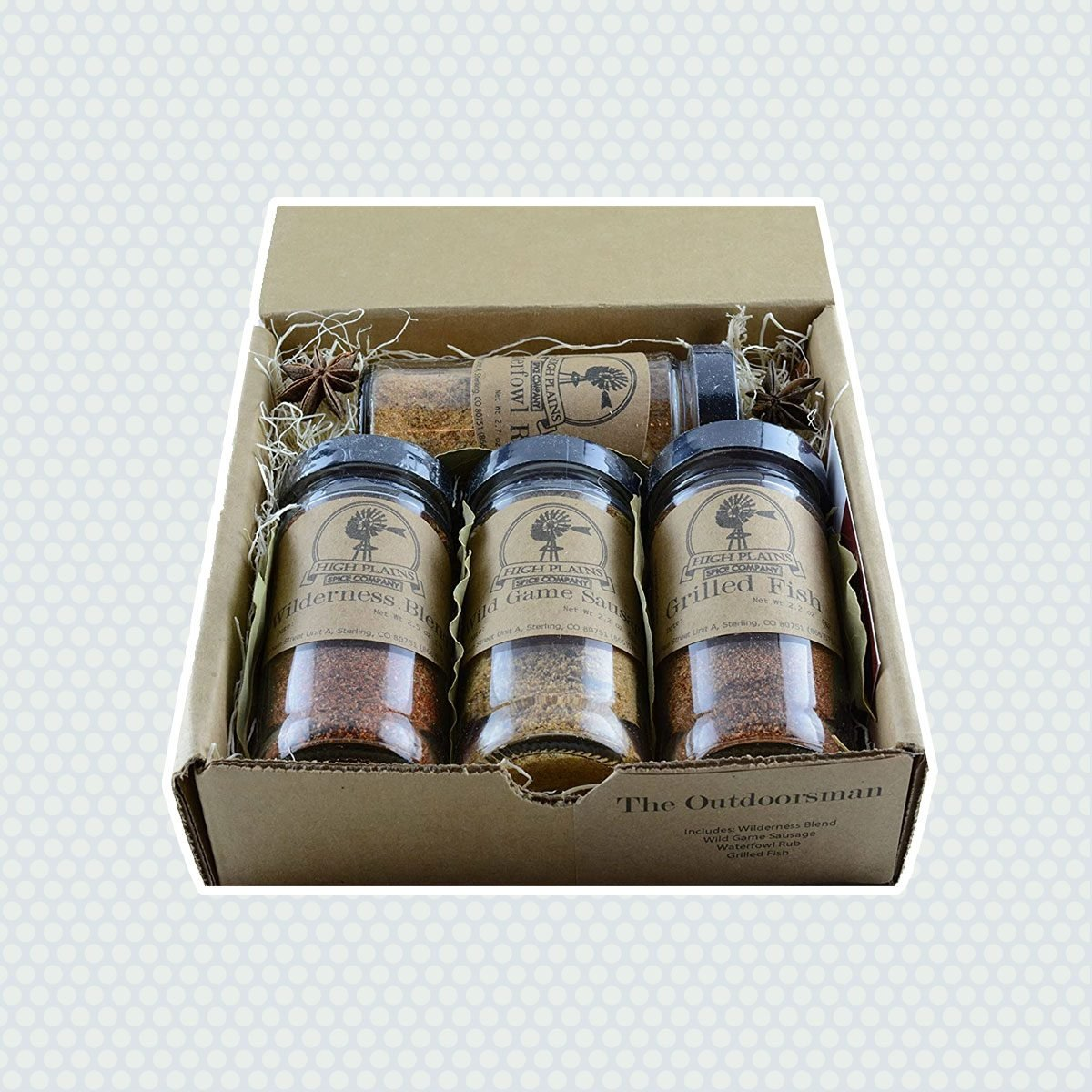 Wild Game Spices Gift Pack