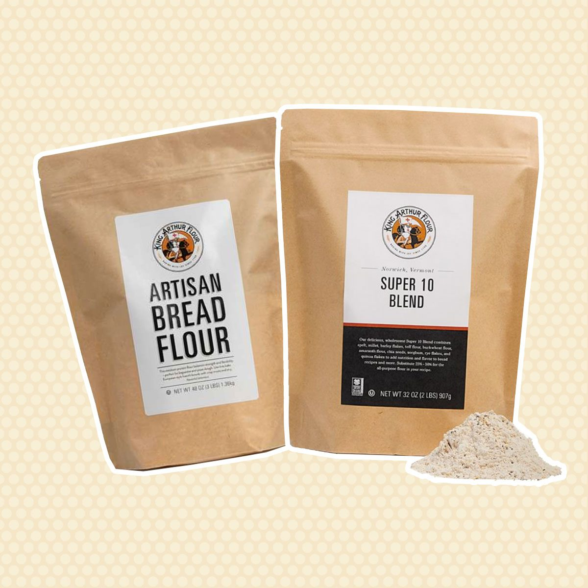 Specialty Flours