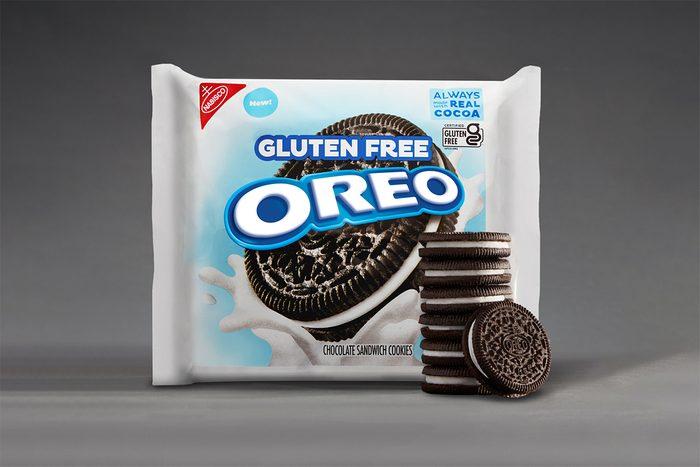 Gluten free oreos