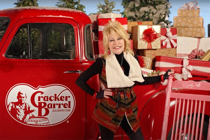 Cracker Barrel Old Country Store® Teams up with Global Superstar Dolly Parton to Give Away Ultimate VIP Macy's Thanksgiving Day Parade® Viewing Experience