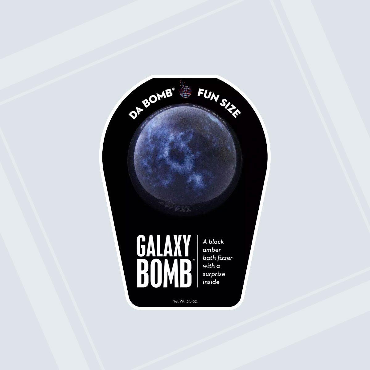 Da Bomb Bath Fizzers Galaxy Bath Bomb - 3.5oz